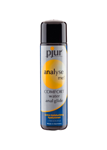 analyse me! Water-Based Anal Lubricant (100 mL)