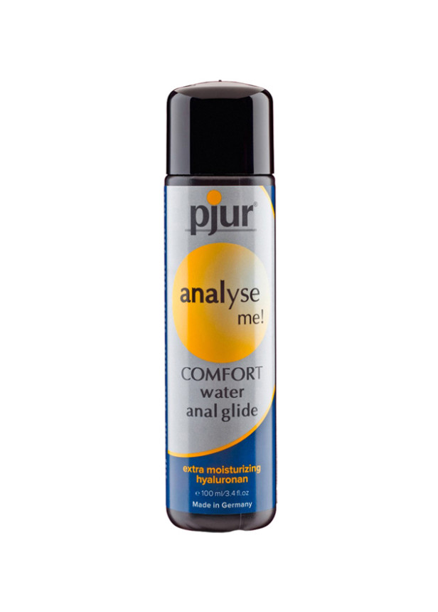 pjur analyse me! Water-Based Anal Lubricant (100 mL)