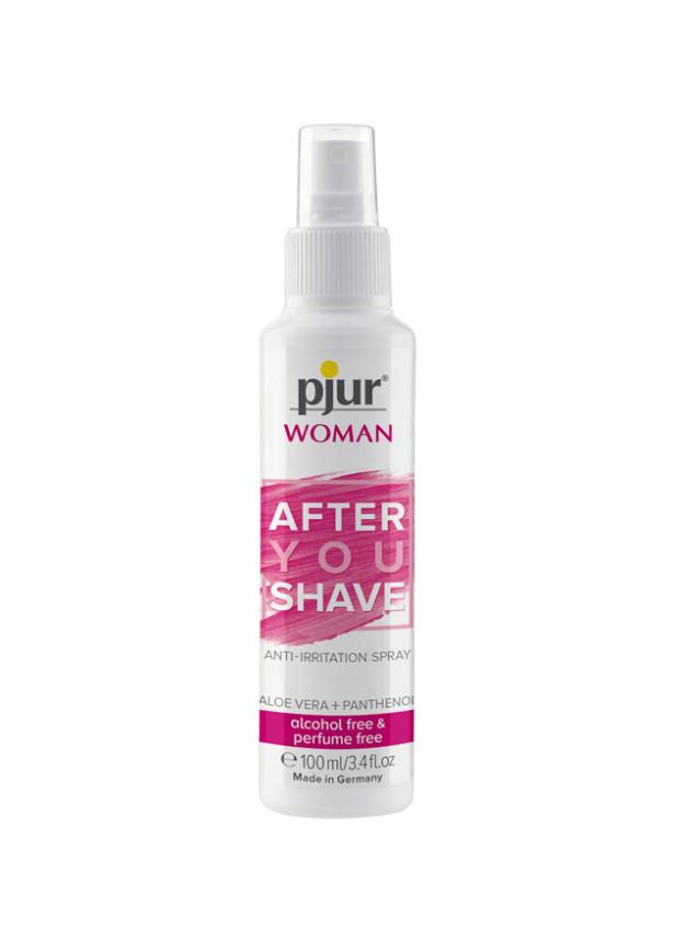 pjur WOMAN After You Shave Anti-Irritation Spray (100 mL)