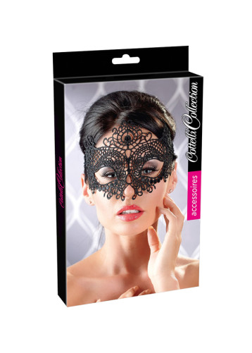 Embroidered Masquerade Mask