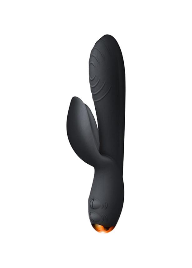 Rocks-Off EveryGirl 10-Speed Black Rabbit Vibrator