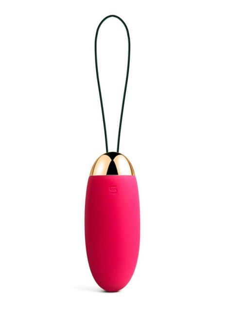 SVAKOM Elva Pink Remote-Controlled Egg Vibrator