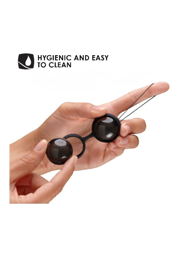 Lelo Beads Noir Weighted Vaginal Kegel Beads